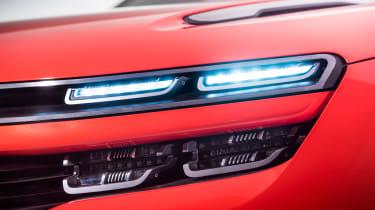 Citroen Aircross concept - headlights