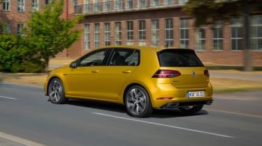 New 2017 Volkswagen Golf - rear