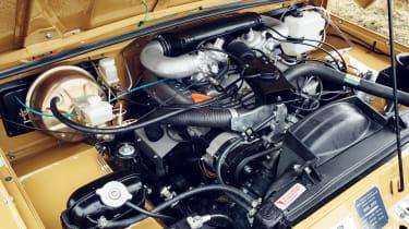 Range Rover Reborn - engine