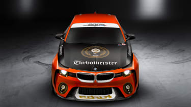 BMW 2002 Hommage Turbomeister - front