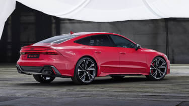Audi RS 7 Sportback - rear studio