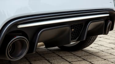 Abarth 595 essessee 70th Edition - exhaust