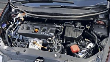 Honda Civic Si 1.8 VTEC engine