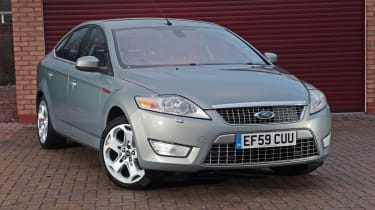 Used Ford Mondeo - front