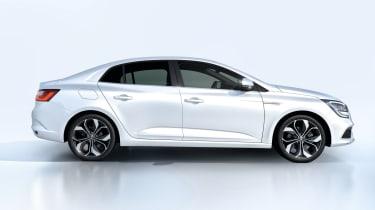 New Renault Megane Grand Coupe - studio side