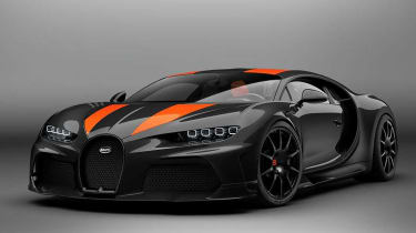 Bugatti Chiron Supersport 300+ - front static