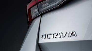 Skoda Octavia - Octavia badge