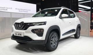 Renault City K-ZE - Shanghai front