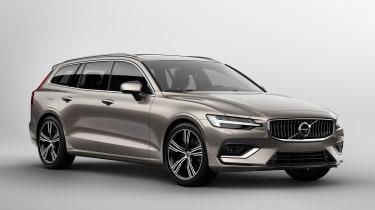 Volvo V60 - front studio