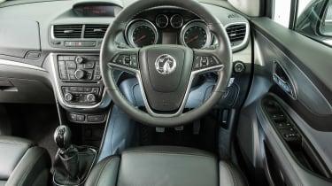 Used Vauxhall Mokka - dash