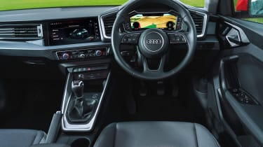 Audi A1 - dash