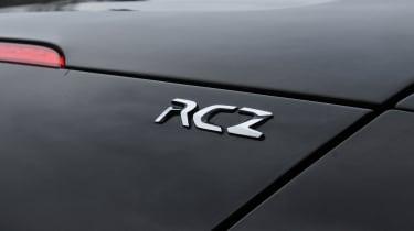 Peugeot RCZ GT rear light