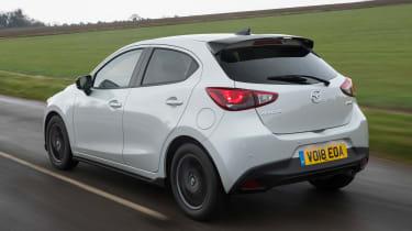 Mazda 2 Sport Black - rear