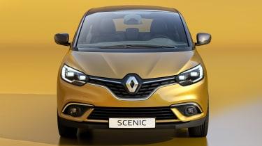 Renault Scenic - full front studio