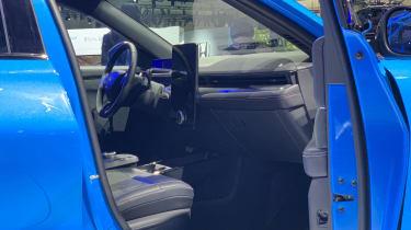 Ford Mach-E - Los Angeles interior