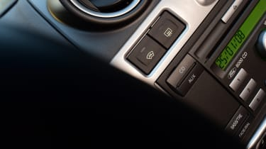 Ford Fiesta Mk5 - dashboard 2