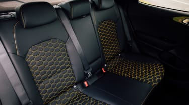 Kia XCeed 1.4 petrol - rear seats