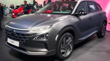Hyundai Nexo Geneva Motor Show 2018