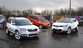 Skoda Yeti vs rivals header