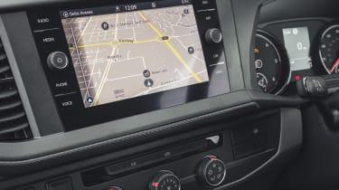 Volkswagen Transporter 6.1 - infotainment