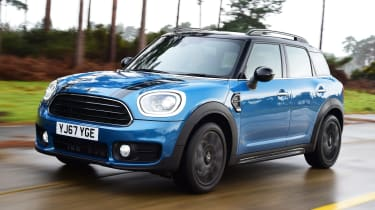 Used MINI Countryman - front action