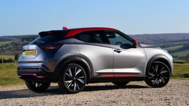 Nissan Juke - rear
