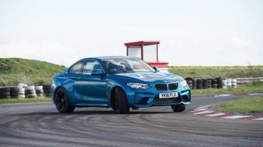 BMW M2 group - front drift