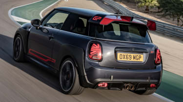 MINI John Cooper Works GP - rear cornering