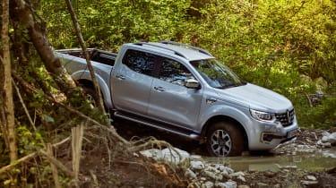 Renault Alaskan - off-road side