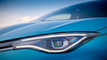Renault ZOE - front light