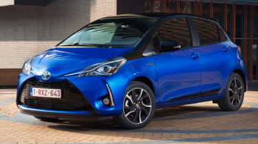 A to Z guide to electric cars - Toyota Yaris Hybrid