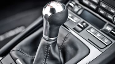Porsche 911 Carrera T - transmission