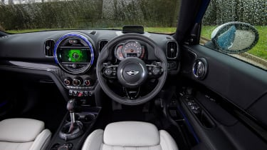 MINI Countryman 2017 - interior