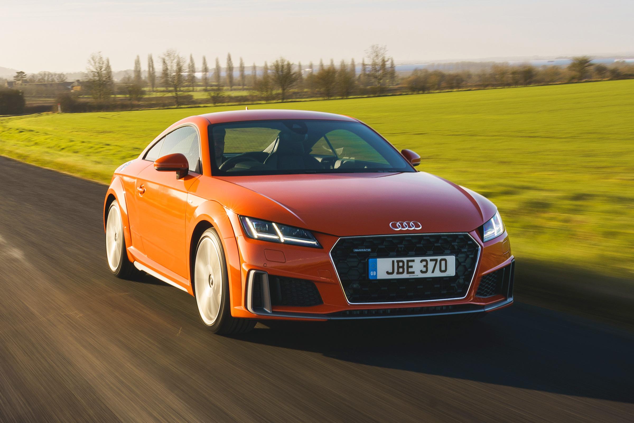 Kelebihan Kekurangan Audi Tt 2019 Spesifikasi