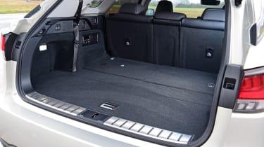 Lexus RX - boot