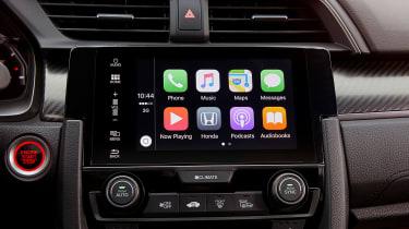 Honda Civic 2017 EU - Apple Carplay