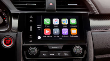 Honda Civic 2017 EU - Apple Carplay