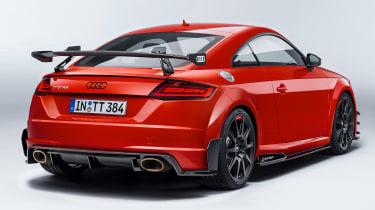 Audi TT RS and Audi R8 performance parts - Audi TT RS rear