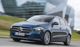 Mercedes B-Class - front