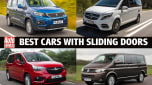 Best cars with sliding doors - header