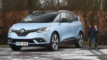 Renault Grand Scenic - header