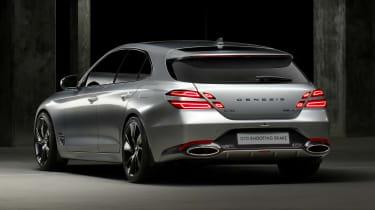 Genesis G70 Shooting Brake luxury estate