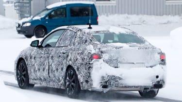 BMW 2 Series Gran Coupe - spyshot 10