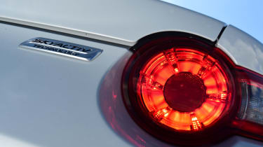 Mazda MX-5 - rear light