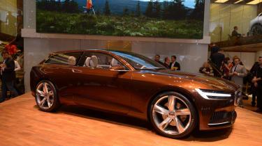Volvo concept estate 2