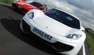 McLaren vs Ferrari header