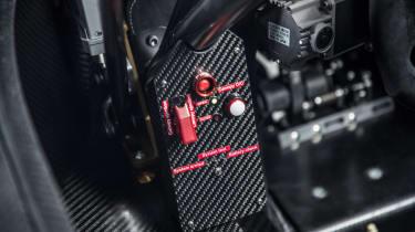 Techrules Ren RS control panel