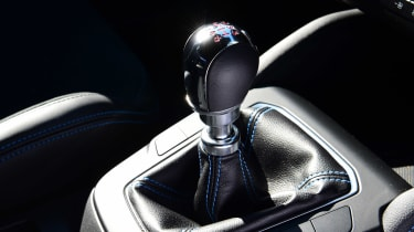 Ford Focus ST Edition - transmission