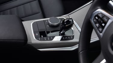 BMW 3 Series - centre console