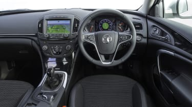 Vauxhall Insignia Country Tourer front interior